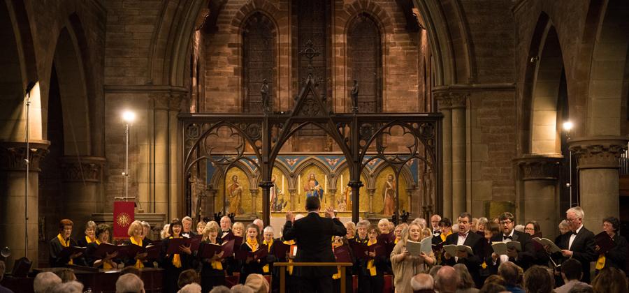 Spring Concert 2018 St John's Church, Dumfries