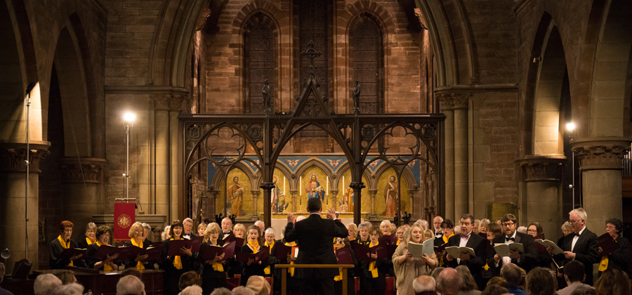 Spring Concert 2018 St John's Church, Dumfries